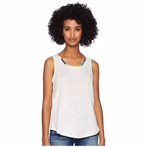 Splendid x Margherita Missoni • Tank in Natural XL
